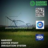 Bauernhof-Mittelgelenk-Typ Bewässerung-Maschine für Landwirtschafts-Bereich