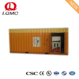 40 Uitvoer van de Post van de Brandstof van het Type van Container van voet de Draagbare naar Afrikaanse Markt