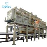 La ligne de production de panneaux de particules automatique /15000 un an cubes