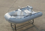 Aqualand 12feet 3.6m rigid Inflatable Fishing Boat/rubbed engine Boat (rib360A)