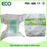 Ensolarado um tecido descartável do bebê da absorção elevada macia super da classe de China