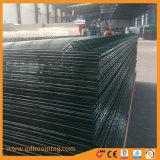 1500*2400 forma de V recubierto de PVC valla de seguridad
