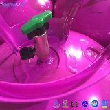 Portable el 99,999% de pureza Heliun globo de gas cilindro de gas de helio tanque