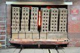 Bloc d'argile de machine de brique rouge faisant la chaîne de production