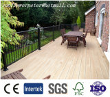 Eco-Friendly WPC 146*25mm em deck para piscina Engineered Wood Flooring