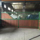 Structure en acier préfabriqués cheval stables de délestage de fabrication