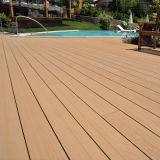 Jardim exterior Use WPC com Anti-Skidding em deck