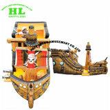 De Opblaasbare Boot van uitstekende kwaliteit van de Piraat van het Speelgoed Opblaasbare