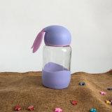Vidro de coelho garrafa de água