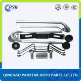 Acessórios quentes das almofadas de freio do caminhão da venda do fabricante chinês