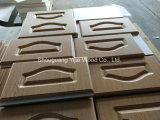 工場安いカスタム木のガラス食器棚のドア