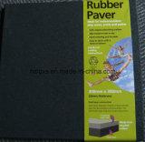 Matten/Tegels van de Bevloering van de anti-schok de de Rubber voor Huis, Industrie