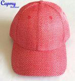 Изготовленный на заказ шлем бейсбольной кепки картины печатание