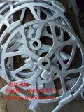 Schwerkraft Druckguss-Maschinen für Erzeugnis-Aluminiumlegierung-Gussteile