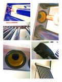 Collettore solare evacuato del condotto termico del tubo