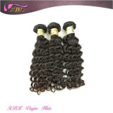 Encantador Cabelo Virgem Onda profunda cabelo barato pacotes de cabelo Brasileiro
