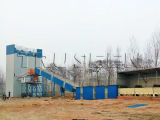 Macon Hzs90 큰 건축 용지를 위한 구체적인 섞는 공장 건설 기계