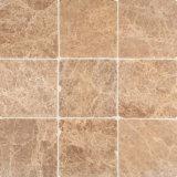 Pollice di marmo chiaro delle mattonelle 4X4 di Emprador