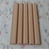 Горячая доска панели нутряной стены сбывания WPC деревянная пластичная составная