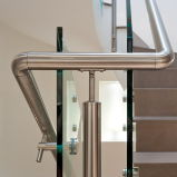 Outdoor Stainless Steel Glass Railing for Balcony