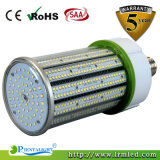 100W se dirigen luz de bulbo de la bahía LED del almacén de la fábrica del garage de la iluminación del poste de la lámpara de calle la alta