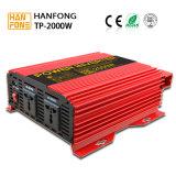 집 (TP2000)에서 이용되는 온도 제어 팬을%s 가진 2000watt Hanfong DC AC 변환장치