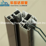 L'usine fournissent le profil d'extrusion de l'aluminium 6063 pour la porte et le guichet