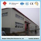 Aufbau-Auto-Entwurfs-Stahlkonstruktion Warehouse&Workshop Halle