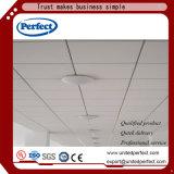 異なったタイプのガラス繊維によって絶縁される天井のタイル