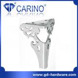(J216) Алюминиевая нога софы для ноги стула и софы