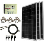 100 vatios Panel Solar el kit completo