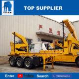 Titan-Selbstladen-Behälter-Schlussteil Sidelifter LKW-Seiten-Ladevorrichtungs-LKW für Verkauf