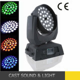 36*18W RGBWA UV6in1 bewegliche Hauptstadiums-Beleuchtung der wäsche-LED