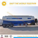 최신 판매 50-73cbm 대량 시멘트 반 트레일러/대량 시멘트 유조선/대량 시멘트 탱크 트레일러