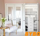 Nuovo armadio di legno by-W-86 del guardaroba della camera da letto della melammina