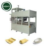 Hghy moldeado pulpa de papel Caja de comida rápida que hace la máquina