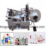 Полуавтоматная машина для прикрепления этикеток круглой бутылки