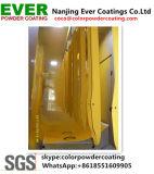 문을%s 정전기 금속 고대 구리 은 황금 짜임새 Boneded 분말 코팅 및 문을%s