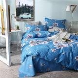 新しい印刷されたデザイン熱い販売の印刷された寝具のキルトカバーセット