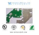 10 capas de color verde de 1,1 mm de circuito impreso