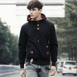 Pullover Hoodie di Hooed del cotone di inverno di autunno di colori di usura di svago degli uomini 4