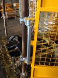 Cancello d'acciaio di sicurezza dell'armatura/porte d'accesso della scaletta 960mm x 761mm