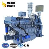 Лучшая цена Weichai 350HP морской круиз на лодке Steyr двигателя двигатель 258 квт