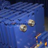 Cambiador de calor de la placa del reemplazo de Laval de la alfa para el producto químico