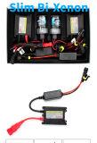 Fábrica de HID Xenon Kit de conversión del faro ultra-delgado lastre haz simple lámpara de xenón H1 H3 H4 H7 H4-1