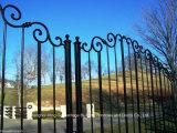 프랑스 작풍 고대 단철 문