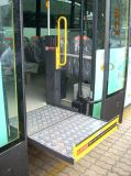 Elevación de sillón de ruedas Wl-Step-800