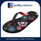 Flop Flip сандалий ванны пляжа сандалии комфорта женщин плоский красный