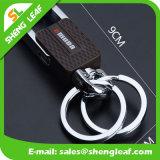 Porte-clés cadeau souvenir en métal personnalisé de promotion (SLF-MK005)