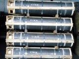 Графитовый электрод и ниппель UHP с коксом тангажа иглы